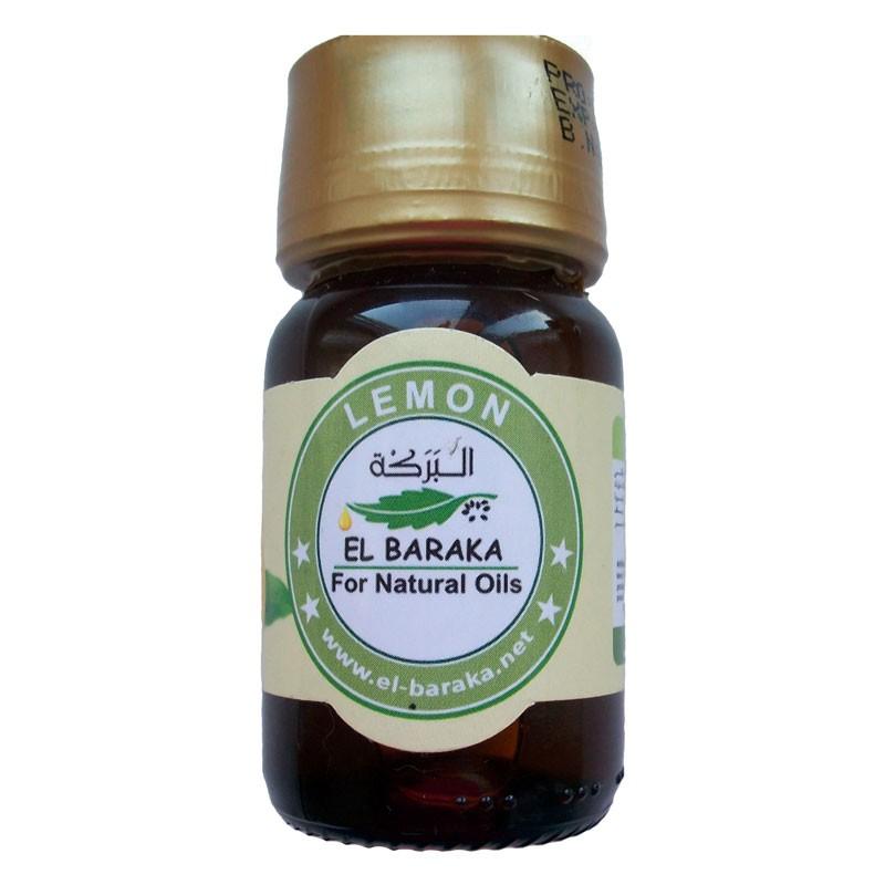 Prírodné neriedené oleje - Citrónový olej 100% 30 ml a6bf057df0a