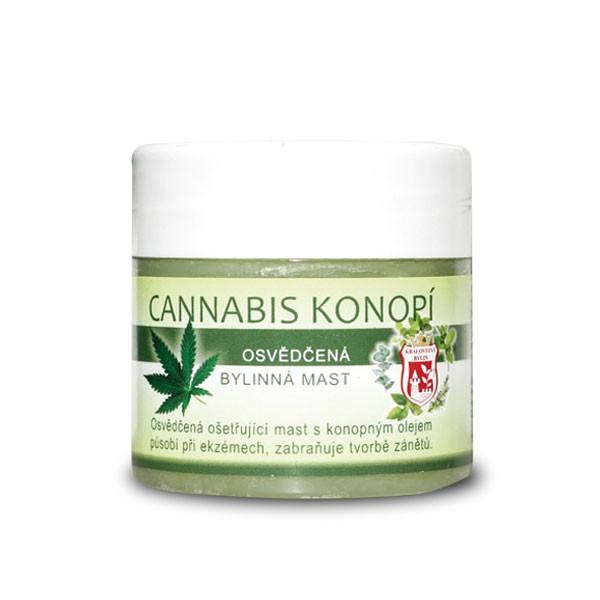 Prírodná kozmetika - Cannabis konope 150 ml