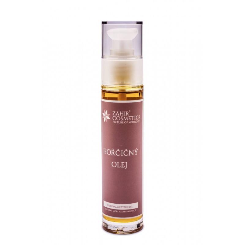 Bio kozmetika - Horčicový olej kozmetický 50 ml