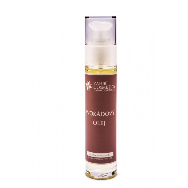 Bio kozmetika - Avokádový olej 50 ml