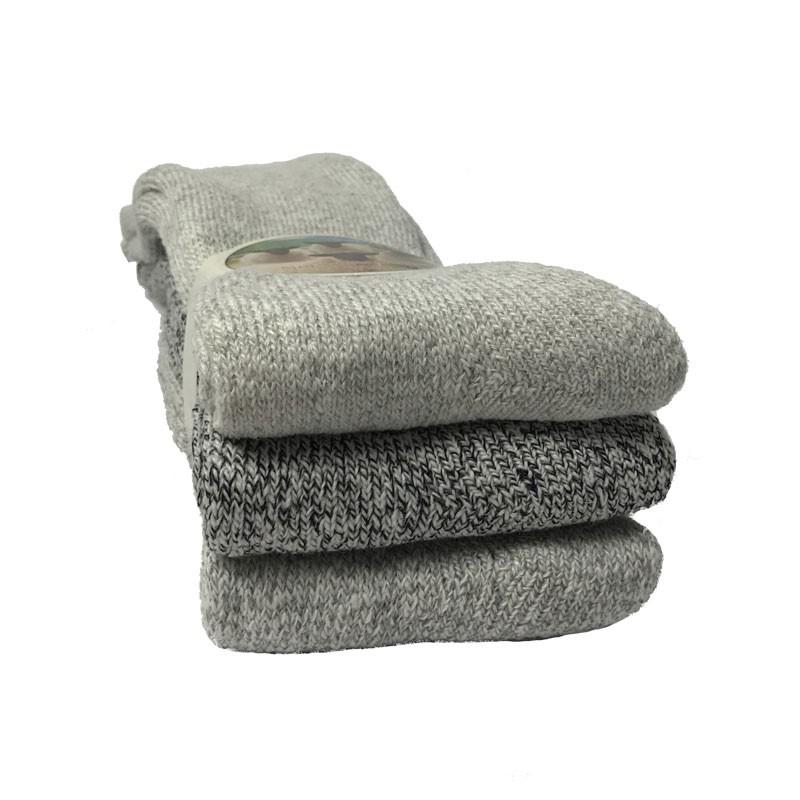 Výrobky z ovčej vlny - Podkolienky vlnené 3 ks