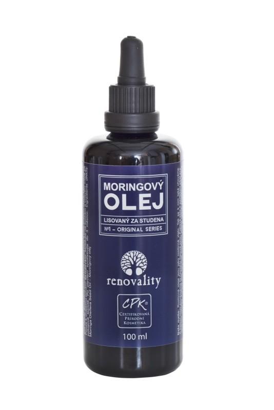 Bylinné tinktúry Serafin - Moringový olej