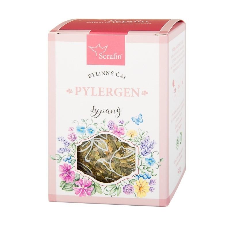 Byliny - Serafin - Ale?gia - bylinný čaj sypaný