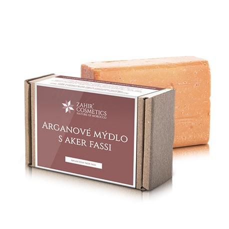 Bio kozmetika - Arganové mydlo s Aker fassi 75 g