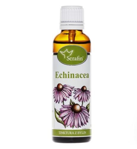 Bylinné tinktúry Serafin - Echinacea 50 ml