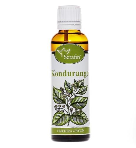 Bylinné tinktúry Serafin - Kondurango - Condurango 50 ml
