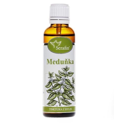 Bylinné tinktúry Serafin - Medovka - Lemon balm 50 ml