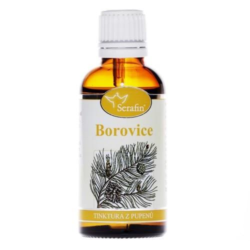 Bylinné tinktúry Serafin - Borovica 50 ml