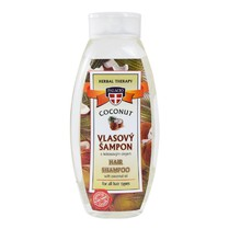 Kokosový šampón 500ml