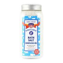 Kozie mlieko soľ do kúpeľa 900g
