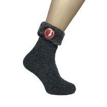 Mega termo ponožky čierne