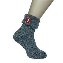 Mega termo ponožky tmavo sivé