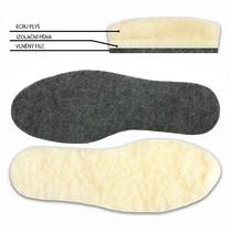 Vložky do topánok zimné