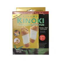 Detoxikačné náplasti Kiyomi Kinoki - NEW