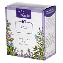 Koža - bylinný čaj porciovaný