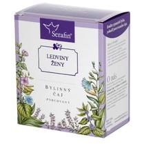 Obličky ženy - bylinný čaj porciovaný