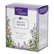 Močový mechúr - bylinný čaj porciovaný