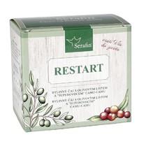 Reštart - bylinný čaj sypaný a kapsule