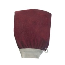 Peelingová rukavica Kessa bordó