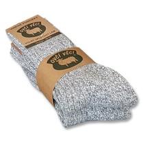Ponožky z ovčej vlny Sibírky 425g