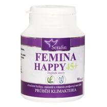 Femina happy 45+ - prírodné kapsule