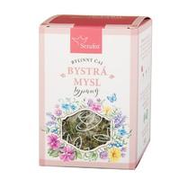 Bystrá myseľ - bylinný čaj sypaný