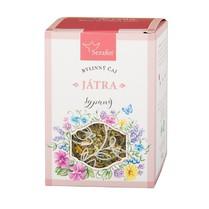 Pečeň - bylinný čaj sypaný