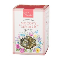 Močový mechúr - bylinný čaj sypaný