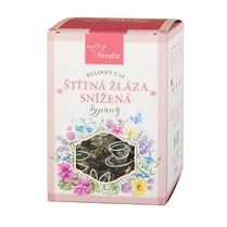 Štítna žľaza znížená bylinný čaj sypaný