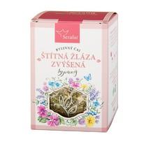 Štítna žľaza zvýšená - bylinný čaj sypaný