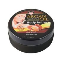 Arganový olej telové maslo, 200m