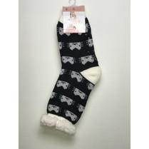 Spacie ponožky mačka