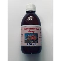 Rakytníkový sirup 250 ml