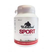 Sport - pred športovým výkonom - prírodné kapsule