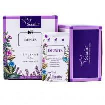 Imunita - bylinný čaj porciovaný