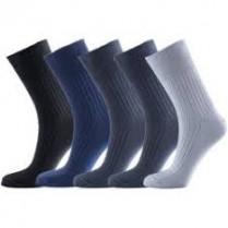 Zdravotné ponožky bambus mix 5 ks