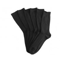 Zdravotné ponožky bambus čierne