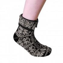 Ponožky Peruánky prírodné