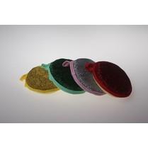 Drôtenka s hubkou farebná
